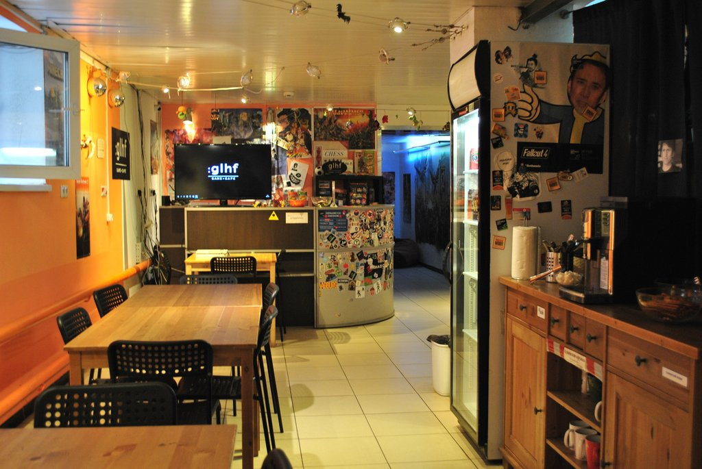 антикафе — Glhf game-cafe — Москва, фото №8
