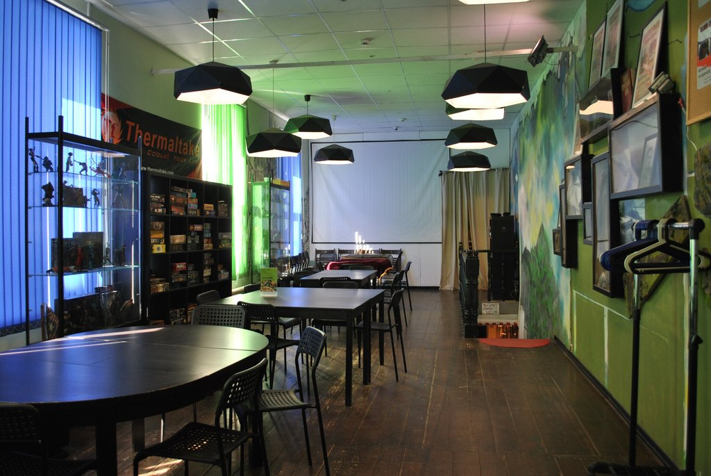 антикафе — Glhf game-cafe — Москва, фото №10