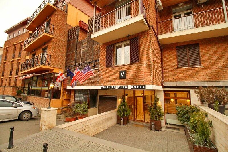 Отель Tbilisi View