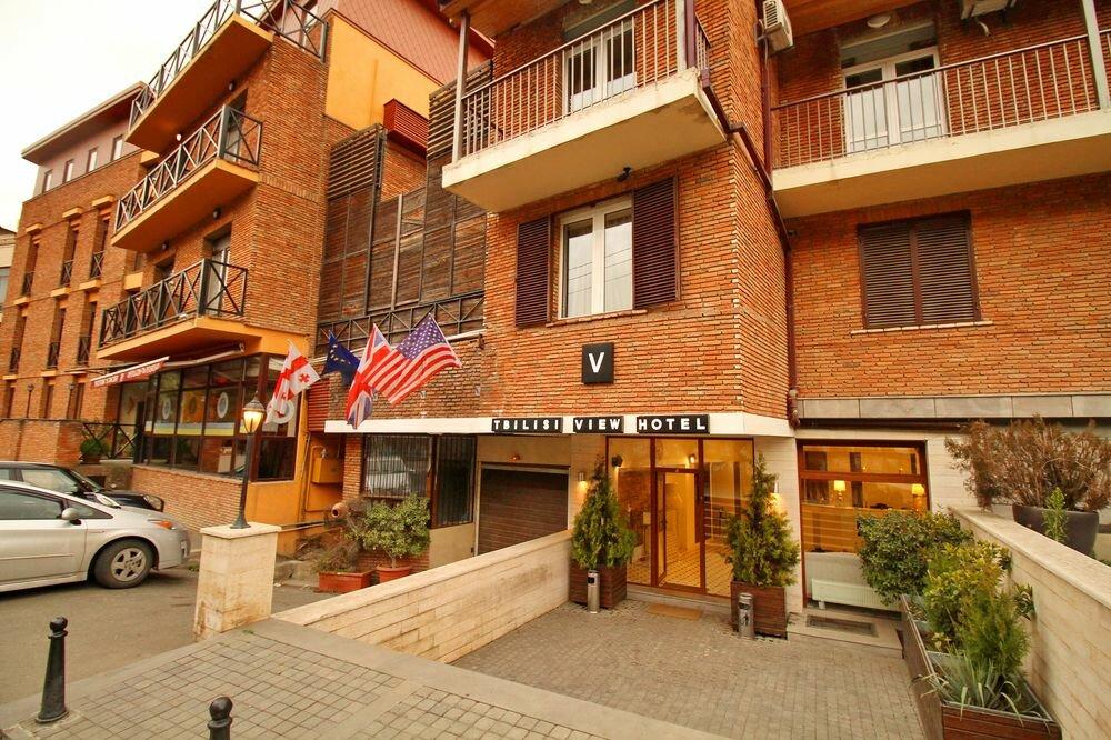 гостиница — Отель Tbilisi View — Тбилиси, фото №1