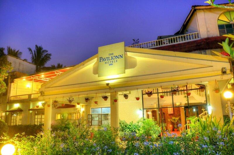 The Pavillion Hotel