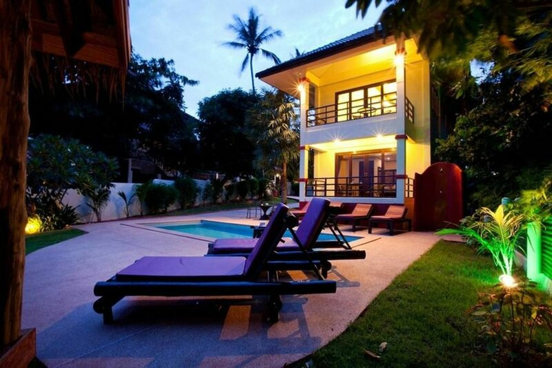 3 Bedroom Island View Villa Koh Phangan