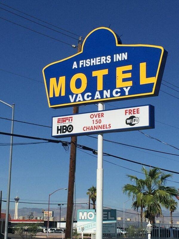 A Fisher's Inn Motel