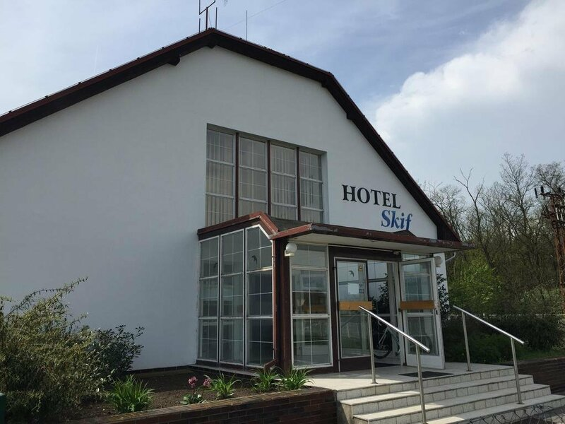 Hotel Skif Labe Aréna Racice