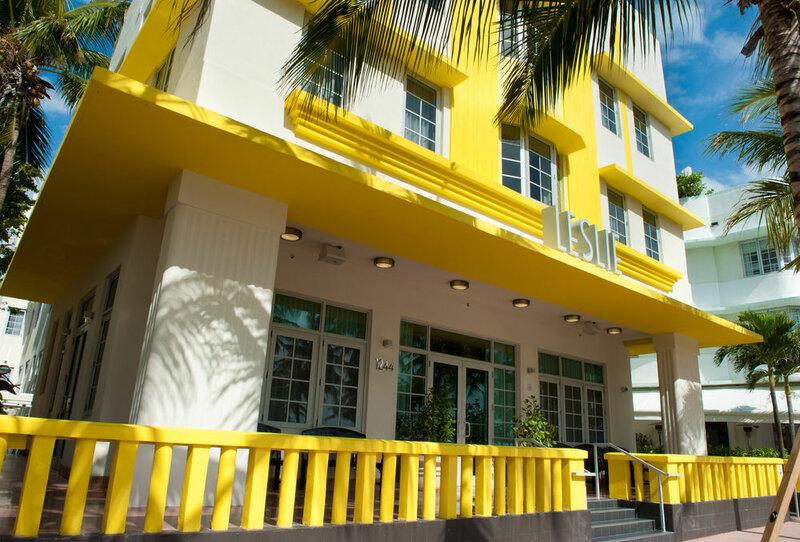 Leslie Hotel Ocean Drive