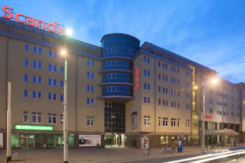 Scandic Wroclaw