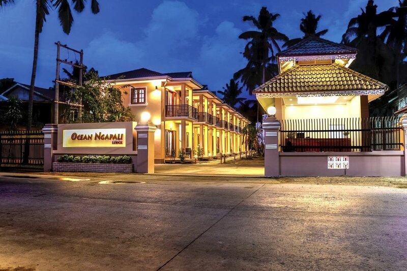 Ocean Ngapali Lodge