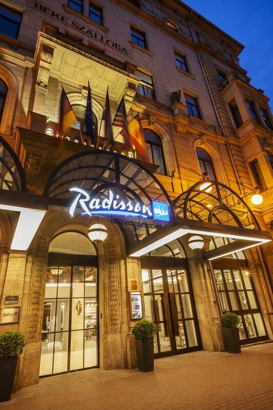 Radisson Blu Béke Hotel, Budapest