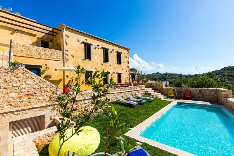 Вилла Erondas Cretan Country Villas