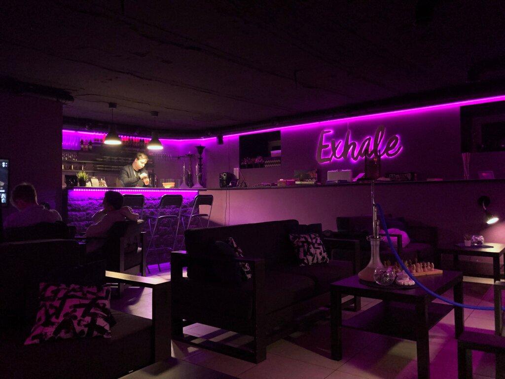 hookah bar — Exhale — Saint Petersburg, фото №5