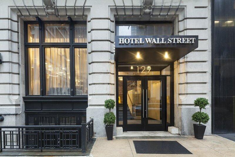 Wall Street Apartment