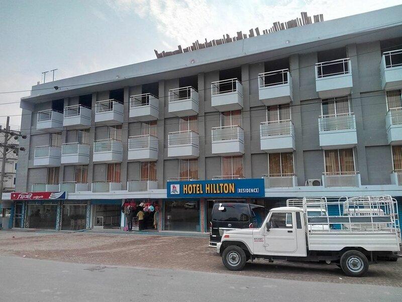 Hotel Hilton Residence