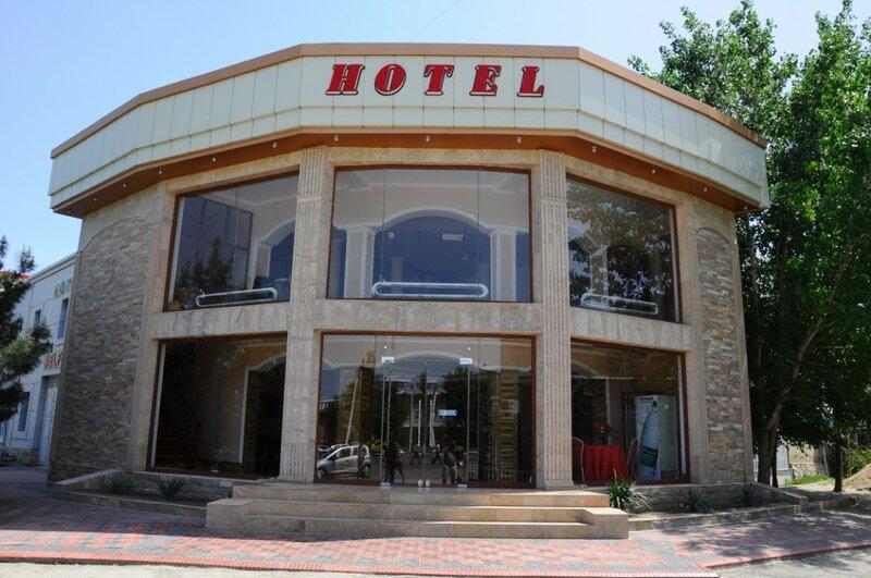 Отель Buxoro boodin