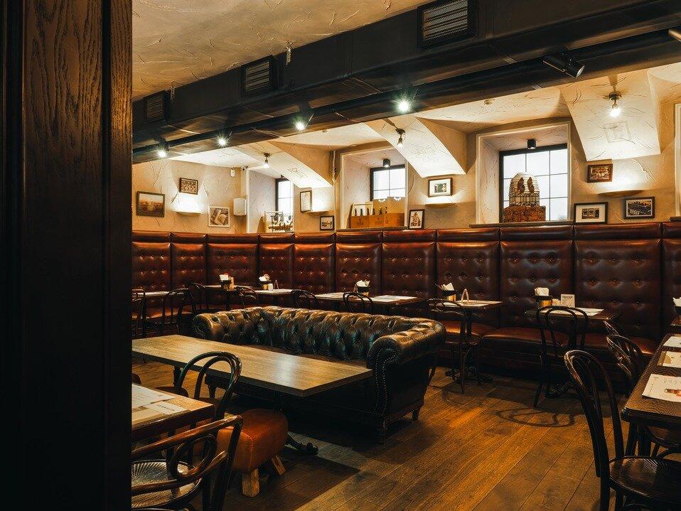 restaurant — Belgisky gastronomichesky pab Brugge — Saint Petersburg, фото №7