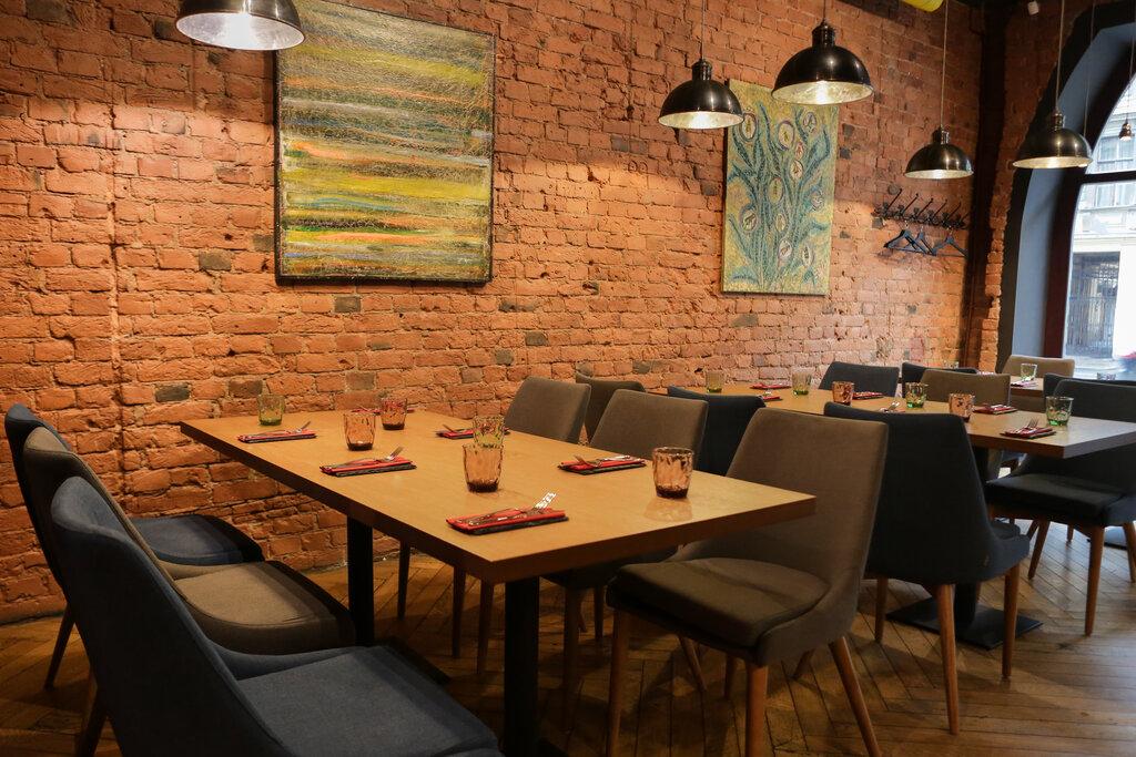 pizzeria — Paninaro — Saint Petersburg, фото №1