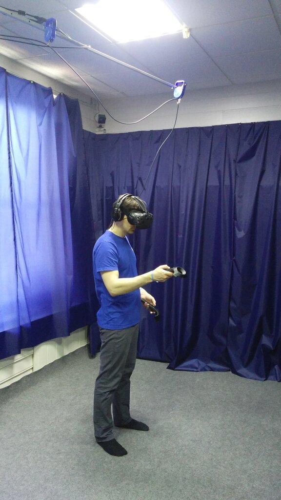 клуб виртуальной реальности — Грань реальности — Новосибирск, фото №3