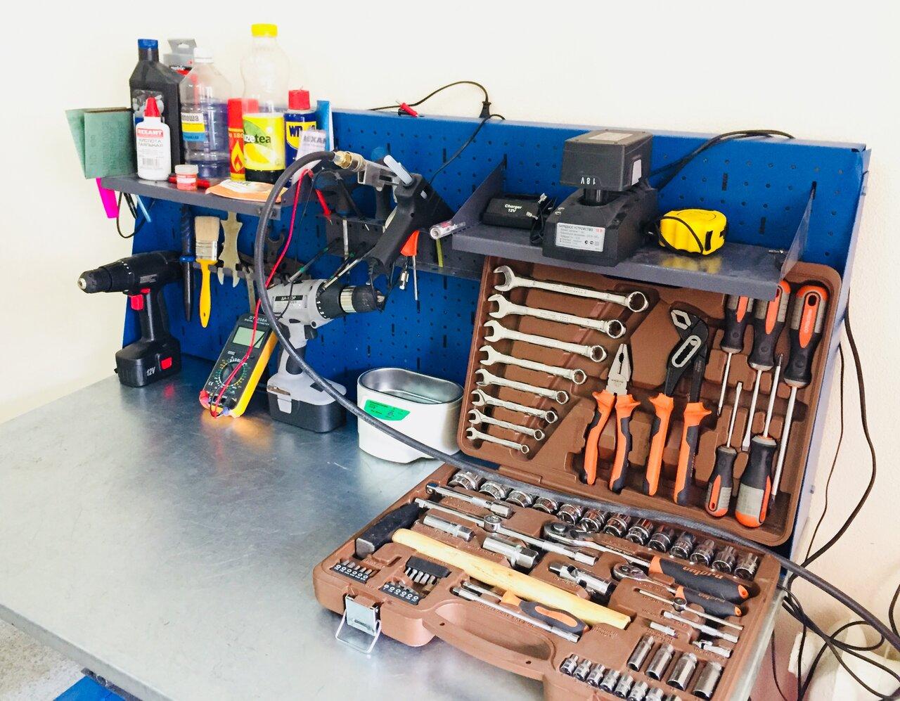 картинка ремонтной мастерской нельзя отрицать тот