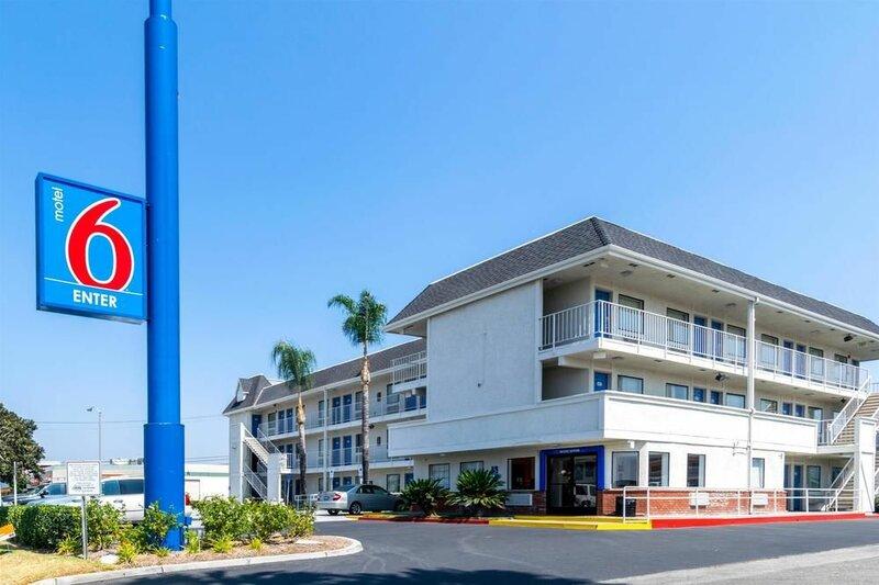 Motel 6 Anaheim, Ca - Fullerton East