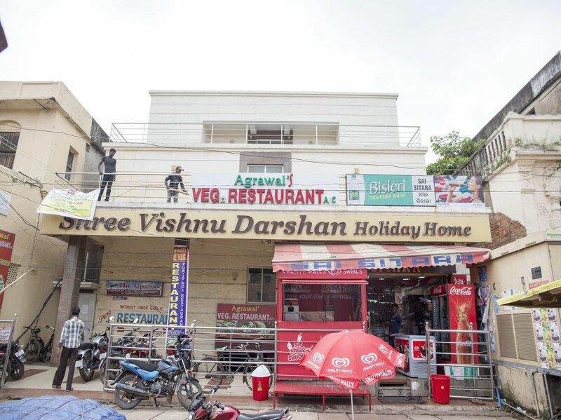 Hotel Jagannath Temple
