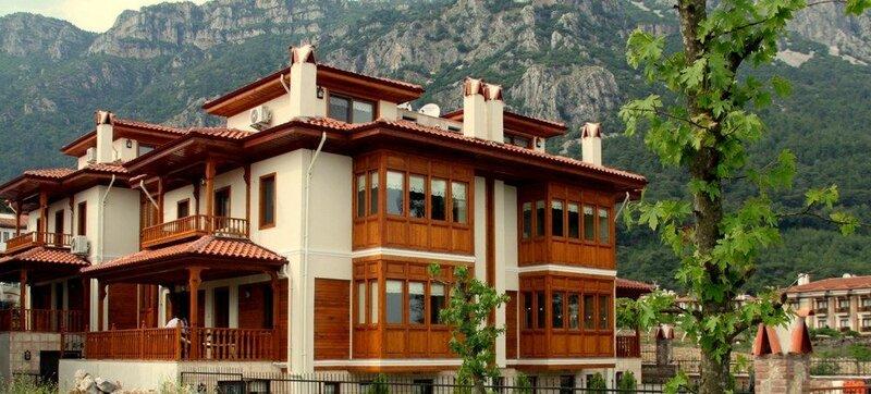 Kerme Ottoman Houses