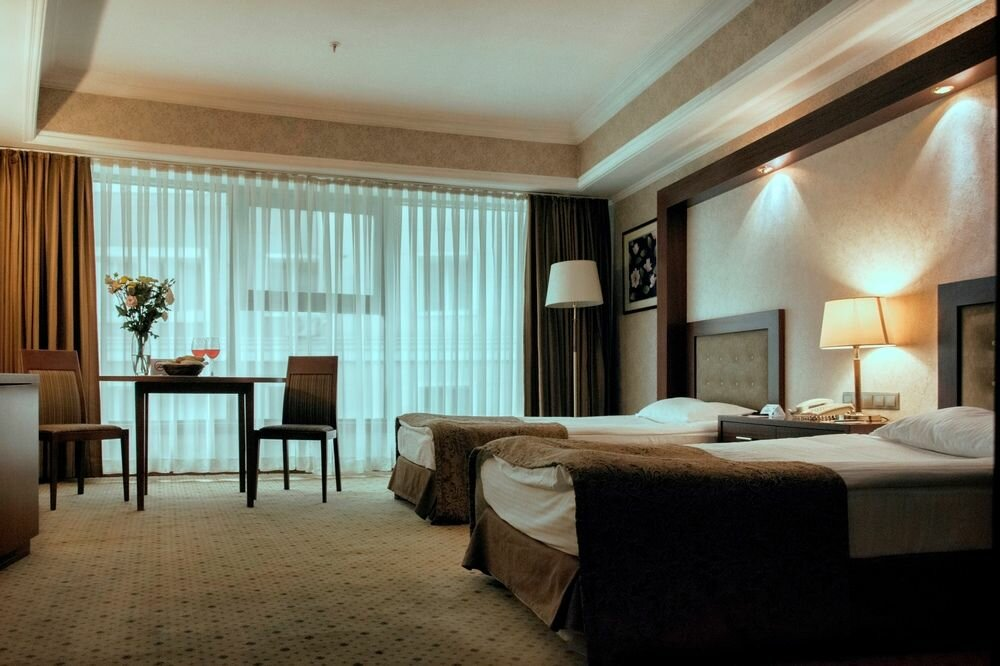 гостиница — Отель Дипломат — Нур-Султан (Астана), фото №1