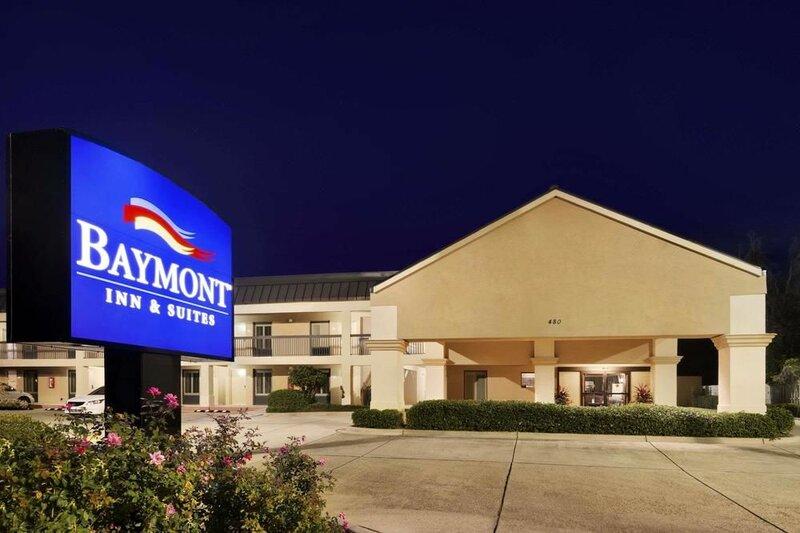 Baymont by Wyndham Fort Walton Beach Mary Esther