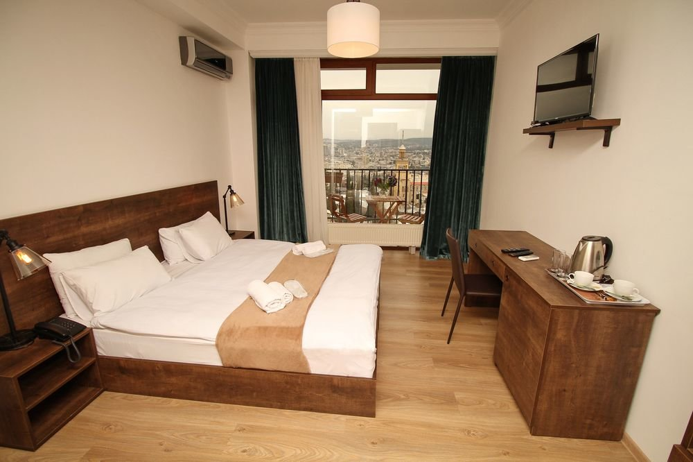 гостиница — Отель Tbilisi View — Тбилиси, фото №2