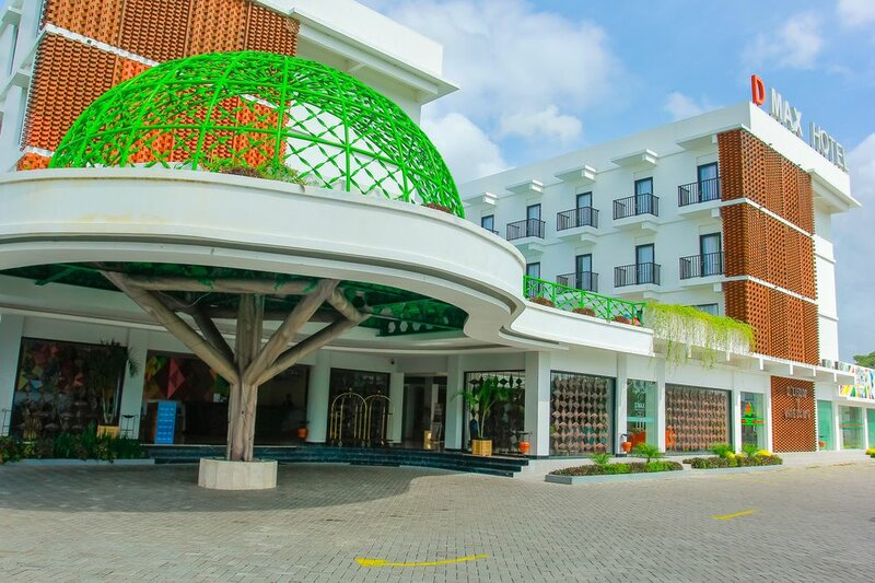 D'max Hotel & Convention Lombok