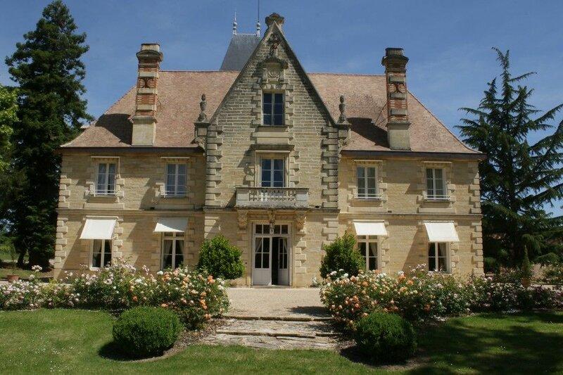 Château Lagrave Béchade