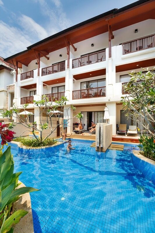 Apsaras Beach Resort And SPA