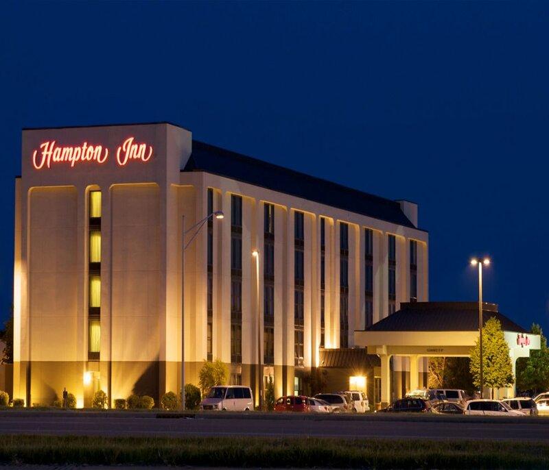 Hampton Inn Evansville