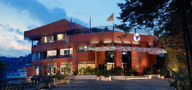 Fortune Resort Grace - Member ITC Hotel Group