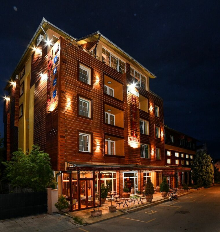 Garni Hotel Garson Lux Ns