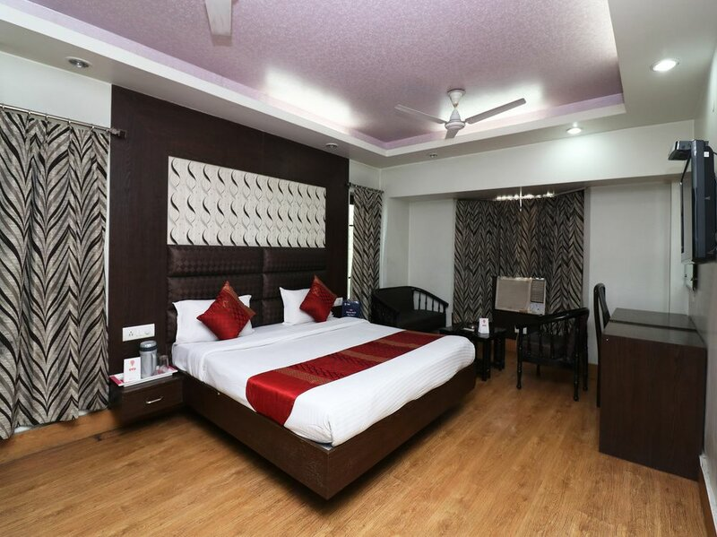 Oyo 4589 Hotel City heart