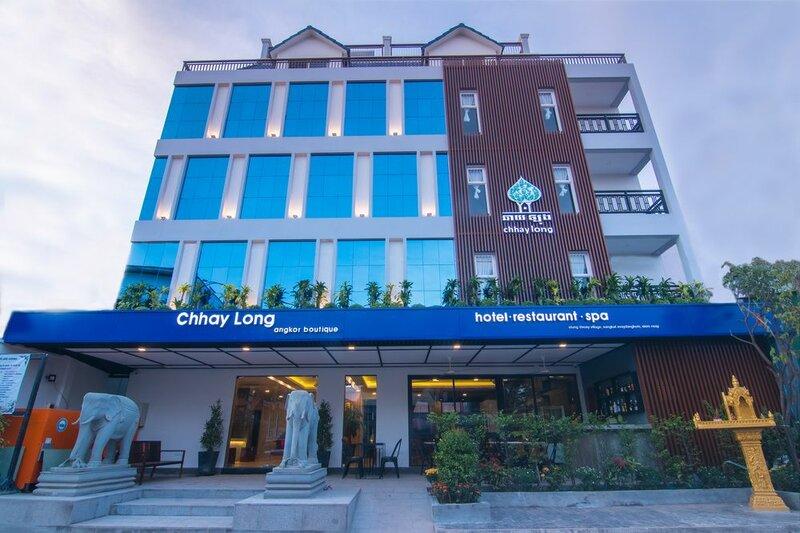 Chhaylong Angkor Boutique Hotel