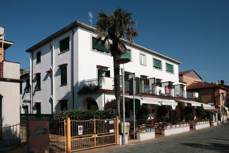 Отель Sette Archi