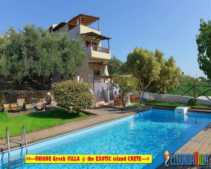 Вилла The Traditional Villas of Elounda