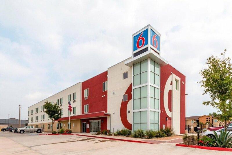 Motel 6 Laredo, Tx