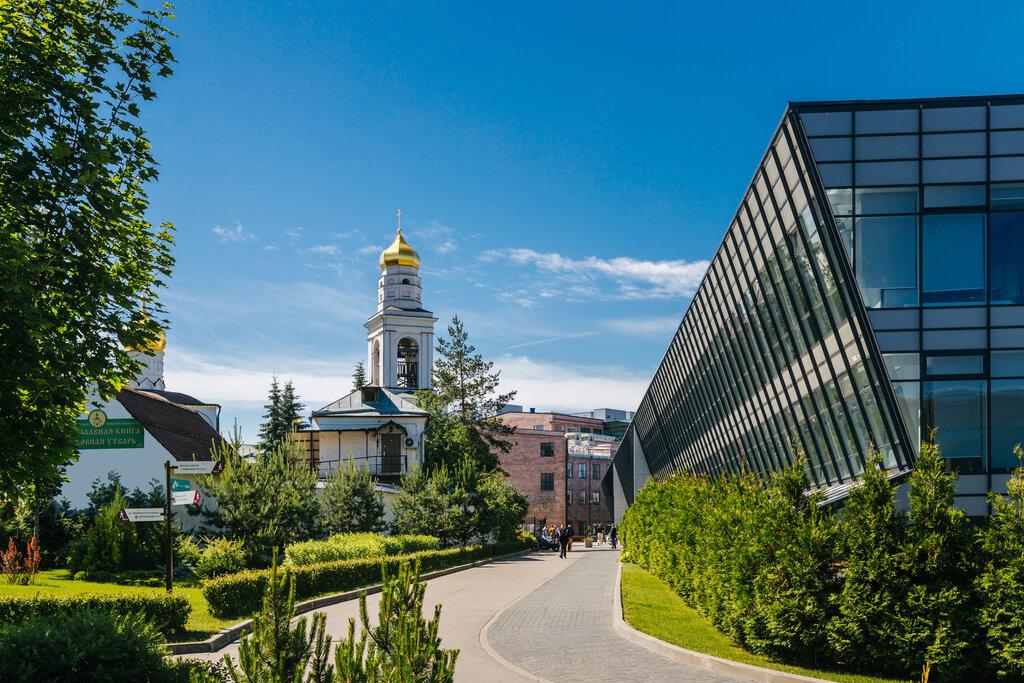 бизнес-центр — Симонов Плаза — Москва, фото №2