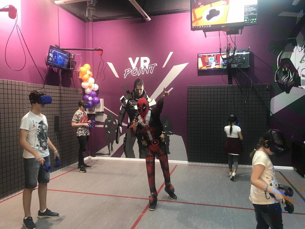 клуб виртуальной реальности — VRpoint — Москва, фото №6