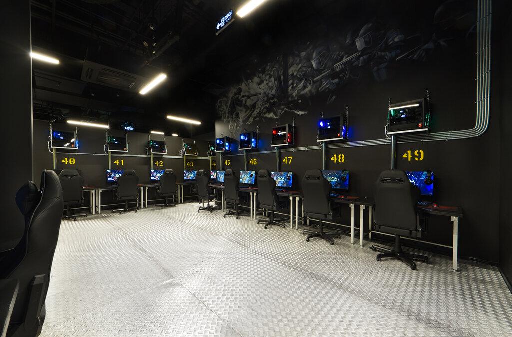 colezium компьютерный клуб москва