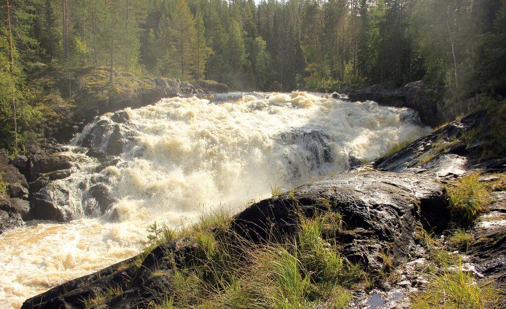 водопад — Водопад КУМИ — undefined, фото №10