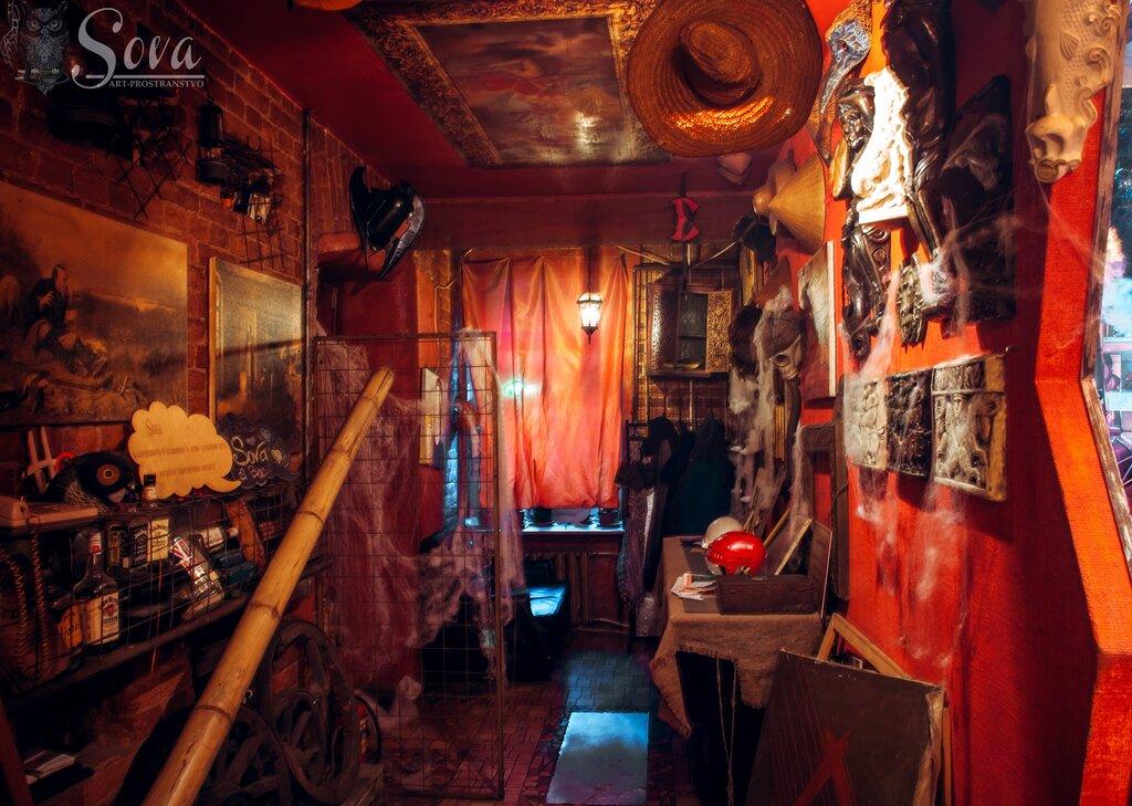 hookah bar — Sova Art Prostranstvo — Saint Petersburg, фото №6