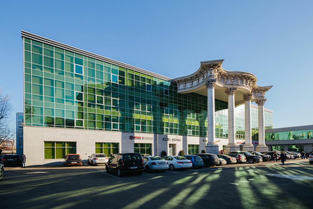 business center — Kanlanchevskaya Plaza — Moscow, photo 1