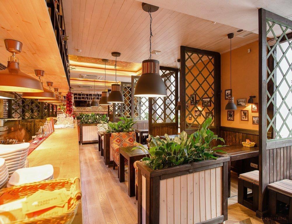 restaurant — Restoran Pkhali-Khinkali — Санкт-Петербург, фото №4