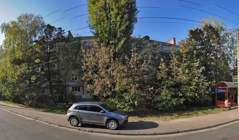 Apartment on Pushkina