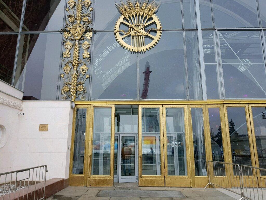 выставочный центр — Космонавтика и авиация — Москва, фото №6