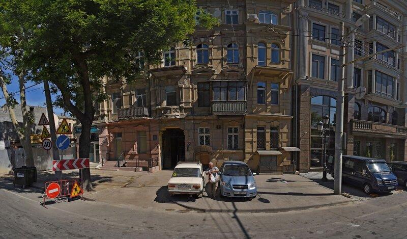 Mini -Otel Pushkinskiy