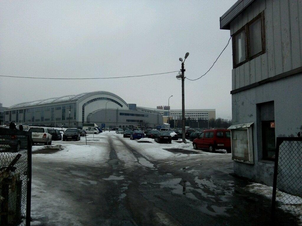автомобильная парковка — Автостоянка — Минск, фото №1