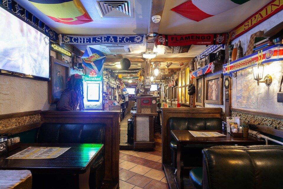 pub, bar — Beer House — Saint Petersburg, фото №10